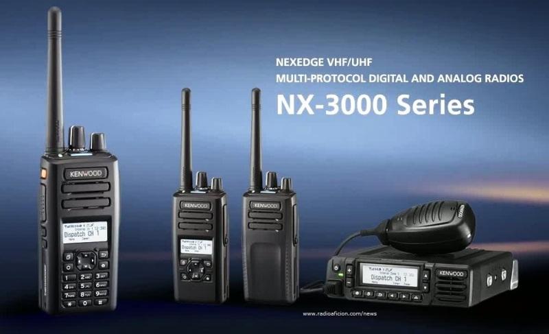 Kenwood NX-3000 Serie