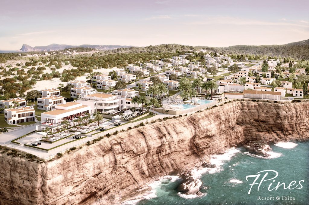 7 Pines Resort Ibiza