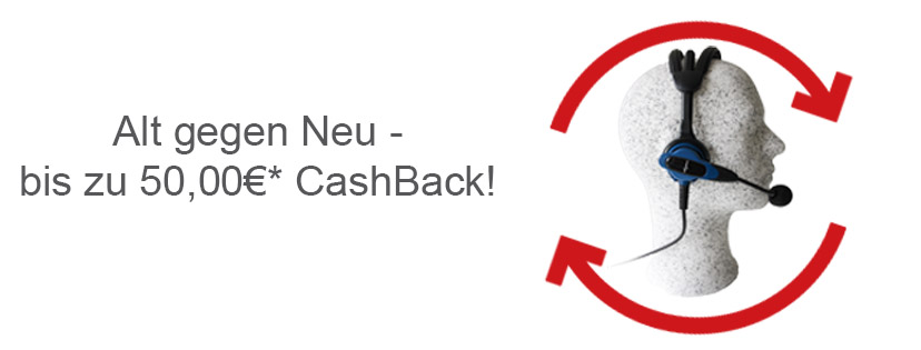Vocollect® SR-20  Headset - Cash Back