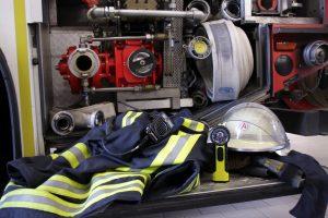 Behörden Polizei Feuerwehr Funkgeräte