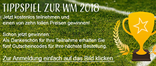 BATSTAR Fußball WM 2018 Tippspiel